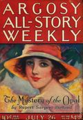 Argosy Part 3: Argosy All-Story Weekly (1920-1929 Munsey/William T. Dewart) Jul 26 1924