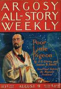 Argosy Part 3: Argosy All-Story Weekly (1920-1929 Munsey/William T. Dewart) Aug 9 1924