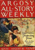 Argosy Part 3: Argosy All-Story Weekly (1920-1929 Munsey/William T. Dewart) Aug 16 1924