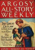 Argosy Part 3: Argosy All-Story Weekly (1920-1929 Munsey/William T. Dewart) Aug 23 1924