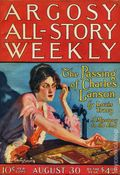 Argosy Part 3: Argosy All-Story Weekly (1920-1929 Munsey/William T. Dewart) Aug 30 1924