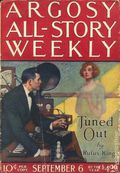 Argosy Part 3: Argosy All-Story Weekly (1920-1929 Munsey/William T. Dewart) Sep 6 1924