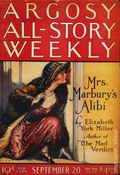 Argosy Part 3: Argosy All-Story Weekly (1920-1929 Munsey/William T. Dewart) Sep 20 1924