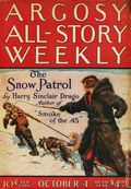 Argosy Part 3: Argosy All-Story Weekly (1920-1929 Munsey/William T. Dewart) Oct 4 1924