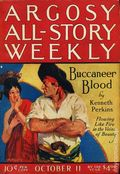 Argosy Part 3: Argosy All-Story Weekly (1920-1929 Munsey/William T. Dewart) Oct 11 1924