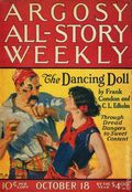 Argosy Part 3: Argosy All-Story Weekly (1920-1929 Munsey/William T. Dewart) Oct 18 1924