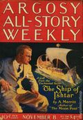 Argosy Part 3: Argosy All-Story Weekly (1920-1929 Munsey/William T. Dewart) Nov 8 1924