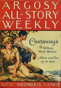 Argosy Part 3: Argosy All-Story Weekly (1920-1929 Munsey/William T. Dewart) Nov 15 1924