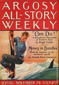 Argosy Part 3: Argosy All-Story Weekly (1920-1929 Munsey/William T. Dewart) Nov 29 1924