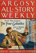 Argosy Part 3: Argosy All-Story Weekly (1920-1929 Munsey/William T. Dewart) Dec 27 1924