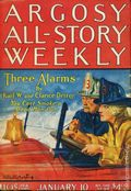 Argosy Part 3: Argosy All-Story Weekly (1920-1929 Munsey/William T. Dewart) Jan 10 1925