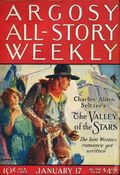 Argosy Part 3: Argosy All-Story Weekly (1920-1929 Munsey/William T. Dewart) Jan 17 1925