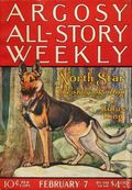 Argosy Part 3: Argosy All-Story Weekly (1920-1929 Munsey/William T. Dewart) Feb 7 1925