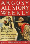 Argosy Part 3: Argosy All-Story Weekly (1920-1929 Munsey/William T. Dewart) Feb 14 1925