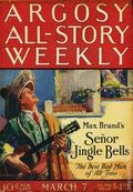 Argosy Part 3: Argosy All-Story Weekly (1920-1929 Munsey/William T. Dewart) Mar 7 1925