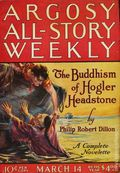Argosy Part 3: Argosy All-Story Weekly (1920-1929 Munsey/William T. Dewart) Mar 14 1925
