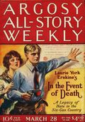 Argosy Part 3: Argosy All-Story Weekly (1920-1929 Munsey/William T. Dewart) Mar 28 1925