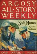 Argosy Part 3: Argosy All-Story Weekly (1920-1929 Munsey/William T. Dewart) Apr 11 1925