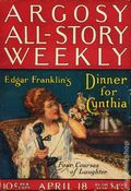 Argosy Part 3: Argosy All-Story Weekly (1920-1929 Munsey/William T. Dewart) Apr 18 1925