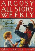 Argosy Part 3: Argosy All-Story Weekly (1920-1929 Munsey/William T. Dewart) Apr 25 1925