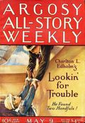 Argosy Part 3: Argosy All-Story Weekly (1920-1929 Munsey/William T. Dewart) May 9 1925