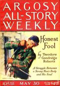 Argosy Part 3: Argosy All-Story Weekly (1920-1929 Munsey/William T. Dewart) May 30 1925