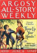 Argosy Part 3: Argosy All-Story Weekly (1920-1929 Munsey/William T. Dewart) Jun 6 1925