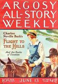 Argosy Part 3: Argosy All-Story Weekly (1920-1929 Munsey/William T. Dewart) Jun 13 1925