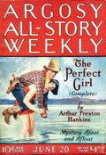 Argosy Part 3: Argosy All-Story Weekly (1920-1929 Munsey/William T. Dewart) Jun 20 1925