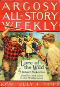 Argosy Part 3: Argosy All-Story Weekly (1920-1929 Munsey/William T. Dewart) Jul 4 1925