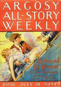 Argosy Part 3: Argosy All-Story Weekly (1920-1929 Munsey/William T. Dewart) Jul 18 1925