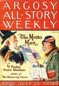 Argosy Part 3: Argosy All-Story Weekly (1920-1929 Munsey/William T. Dewart) Jul 25 1925