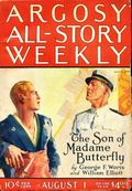 Argosy Part 3: Argosy All-Story Weekly (1920-1929 Munsey/William T. Dewart) Aug 1 1925