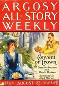 Argosy Part 3: Argosy All-Story Weekly (1920-1929 Munsey/William T. Dewart) Aug 22 1925