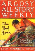 Argosy Part 3: Argosy All-Story Weekly (1920-1929 Munsey/William T. Dewart) Sep 5 1925