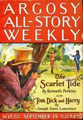 Argosy Part 3: Argosy All-Story Weekly (1920-1929 Munsey/William T. Dewart) Sep 19 1925