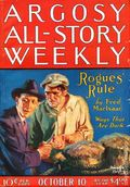 Argosy Part 3: Argosy All-Story Weekly (1920-1929 Munsey/William T. Dewart) Oct 10 1925