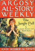 Argosy Part 3: Argosy All-Story Weekly (1920-1929 Munsey/William T. Dewart) Oct 24 1925