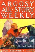 Argosy Part 3: Argosy All-Story Weekly (1920-1929 Munsey/William T. Dewart) Nov 7 1925