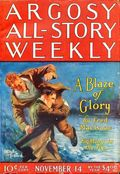 Argosy Part 3: Argosy All-Story Weekly (1920-1929 Munsey/William T. Dewart) Nov 14 1925