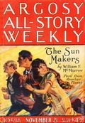 Argosy Part 3: Argosy All-Story Weekly (1920-1929 Munsey/William T. Dewart) Nov 21 1925