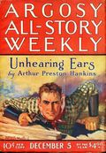 Argosy Part 3: Argosy All-Story Weekly (1920-1929 Munsey/William T. Dewart) Dec 5 1925