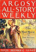 Argosy Part 3: Argosy All-Story Weekly (1920-1929 Munsey/William T. Dewart) Dec 12 1925