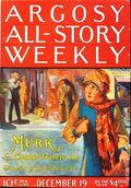 Argosy Part 3: Argosy All-Story Weekly (1920-1929 Munsey/William T. Dewart) Dec 19 1925