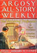 Argosy Part 3: Argosy All-Story Weekly (1920-1929 Munsey/William T. Dewart) Jan 9 1926
