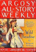 Argosy Part 3: Argosy All-Story Weekly (1920-1929 Munsey/William T. Dewart) Jan 16 1926