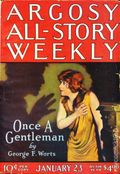 Argosy Part 3: Argosy All-Story Weekly (1920-1929 Munsey/William T. Dewart) Jan 23 1926