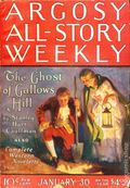 Argosy Part 3: Argosy All-Story Weekly (1920-1929 Munsey/William T. Dewart) Jan 30 1926