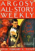 Argosy Part 3: Argosy All-Story Weekly (1920-1929 Munsey/William T. Dewart) Feb 6 1926