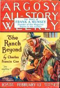 Argosy Part 3: Argosy All-Story Weekly (1920-1929 Munsey/William T. Dewart) Feb 13 1926